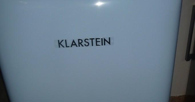 Klarstein Kühlschrank Retro : Mein test nicki testet den klarstein popart blue retro