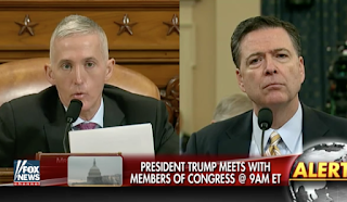 Gowdy Blasts Comey For Not Acknowledging Leak Probe
