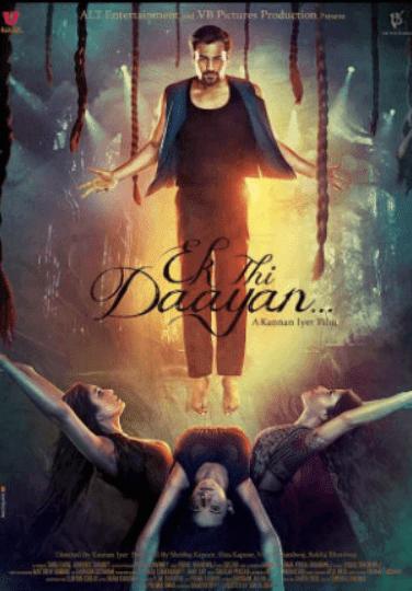 Ek Thi Daayan 2013 Full Hindi Movie Download DVDRip 720p