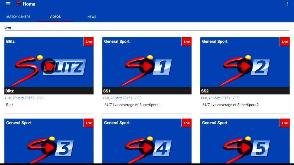SuperSport (South African TV channel)