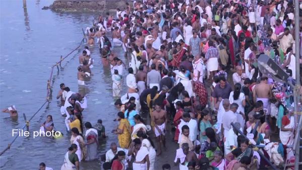 News, Kerala, Ernakulam, Top-Headlines, Religion, Shivaratri fest, Aluva Manappuram ready for Shivaratri Mahotsavam