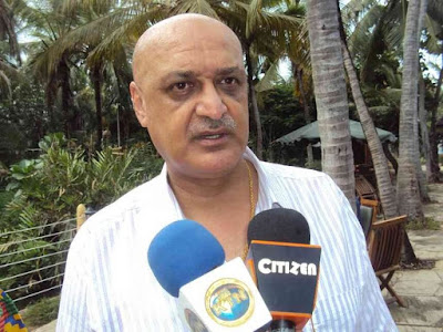 Sarova MD Jaideep Vohra is dead in a tragic road accident. PHOTO | FILE