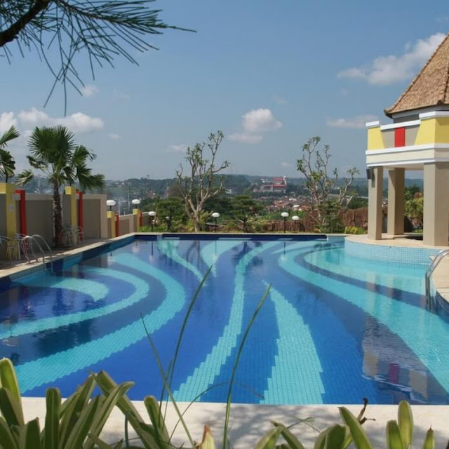 Kolam Renang Jungle Toon Waterpark