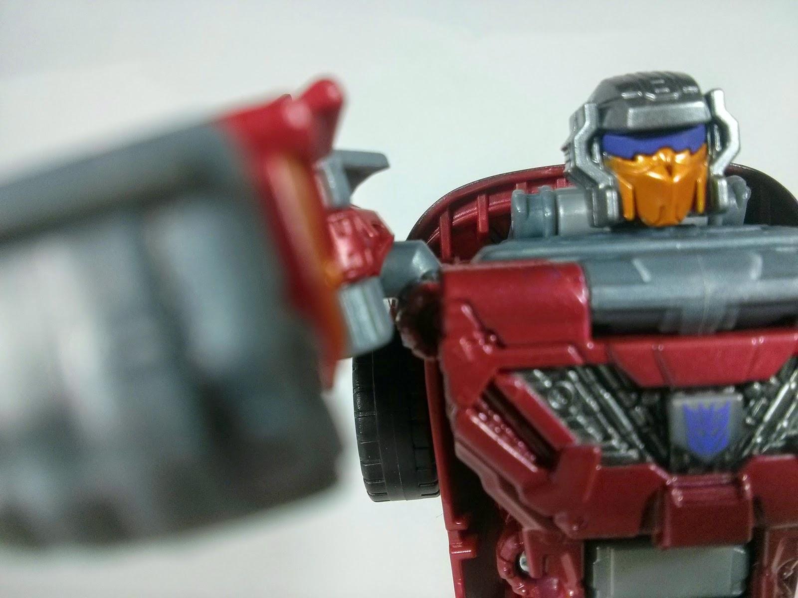 Transformers Dead Ends head