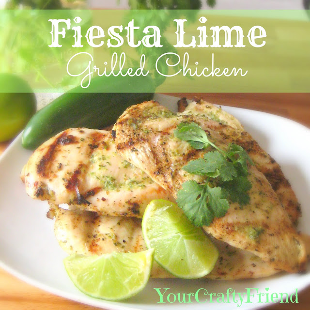 lime chicken recipe