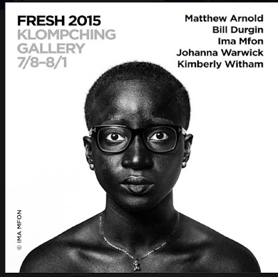 KLOMPCHING GALLERY: Fresh 2015 to August 1