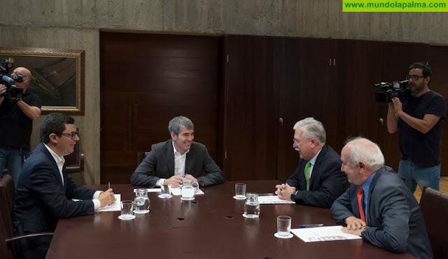 El Gobierno de Canarias, satisfecho con la entrada en vigor a partir de este lunes del 75 % del descuento de residente