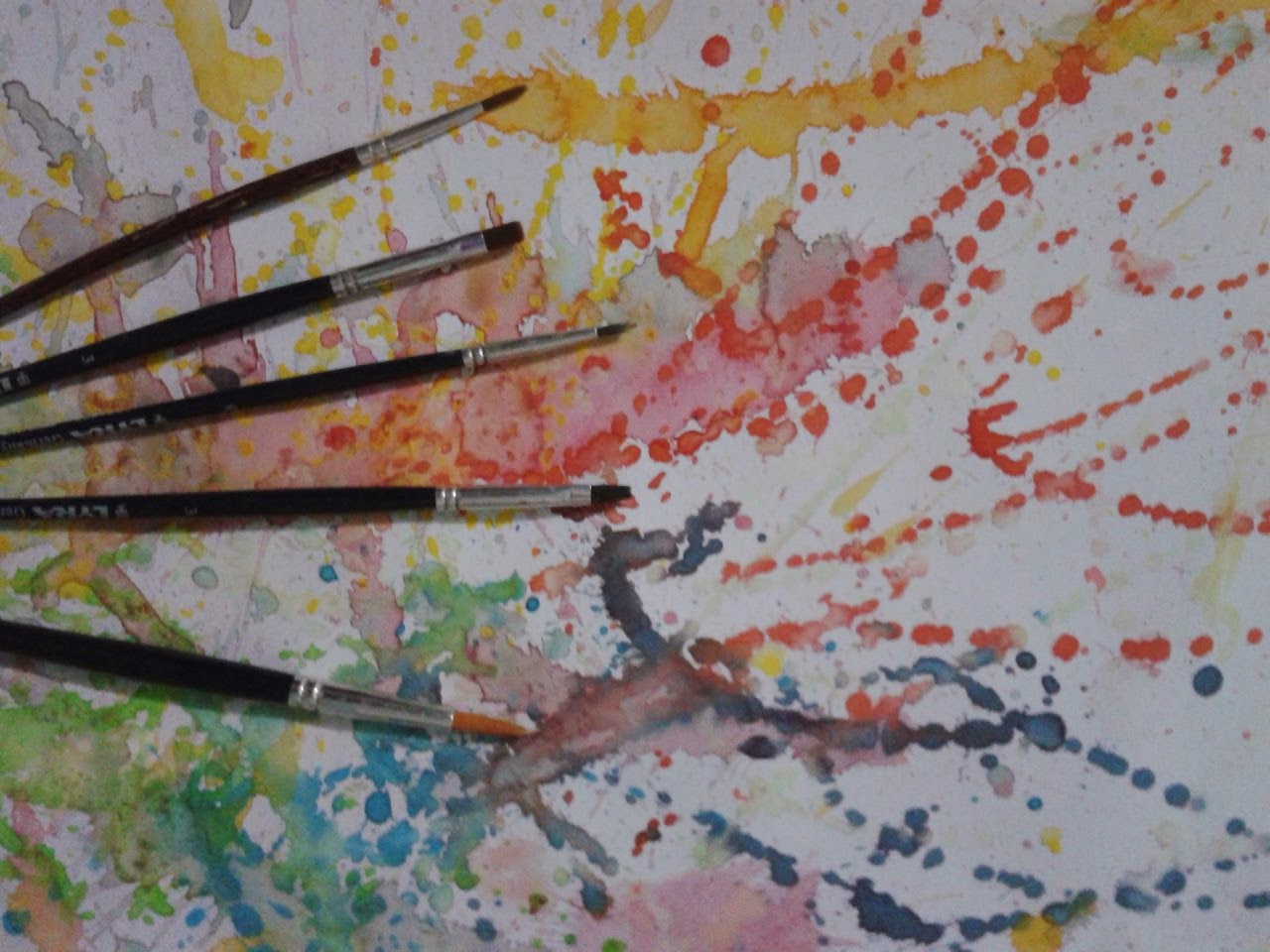 Lukisan Abstrak Hem: Tips-Tips Cara Melakukan Pendekatan Lukisan Abstrak