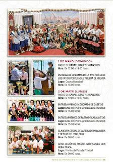 Feria de Primavera y Fiesta del Vino Fino de El Puerto de Santa María 2016 - Programa 04