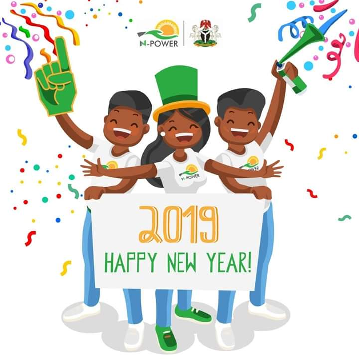 Happy New Year to NPower volunteers - Strategic Media Limited