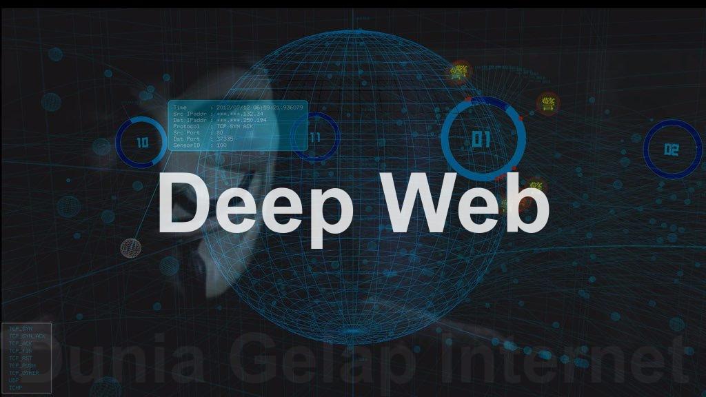 Konten Web Yang Ada di dalam Deep Web (Dunia Gelap di Internet)
