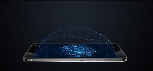 jual Promo Banggood : Ulefone Metal 5 Inch 3GB RAM 16GB ROM MT6753 Fingerprint Scanner Octa Core Smartphone
