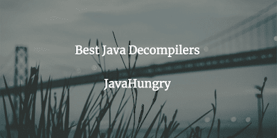 best java decompilers