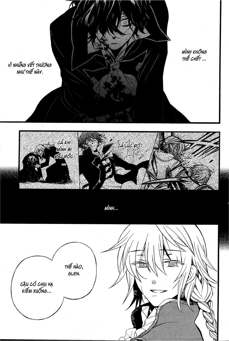Pandora Hearts chương 065 - retrace: lxv collapse trang 56