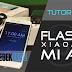 Cara Flash hp Xiaomi MI A1 lengkap beserta gambarnya dan berhasil 100%