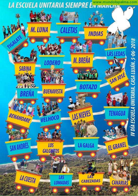 La Escuela Unitaria en marcha. Celebración de las VI Jornadas del Día de La Escuela Unitaria