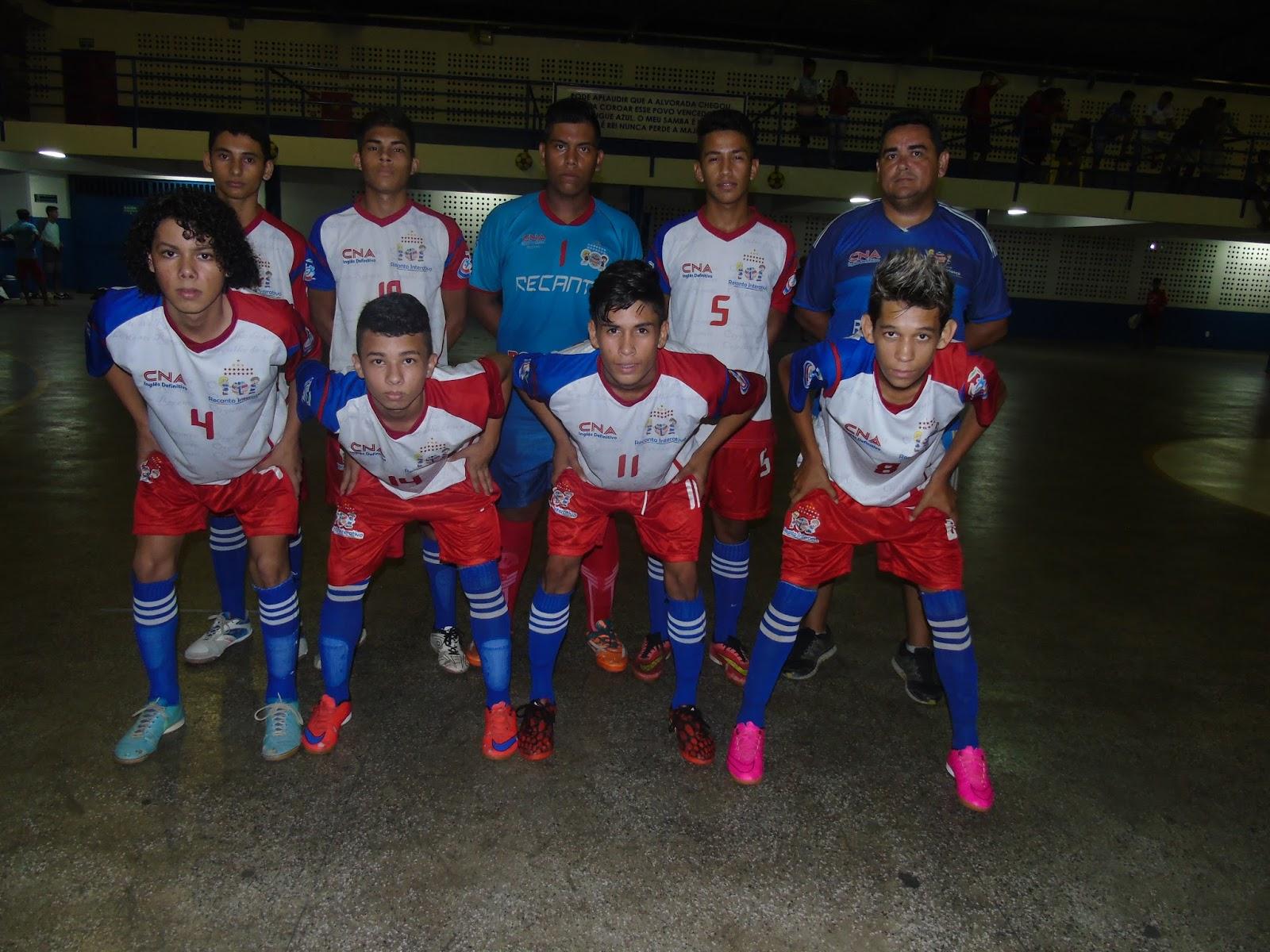 Manaus AM - Em partida realizada pela Fase Classificatória do Campeonato  Amazonense de Futsal Sub-17 Masculino 73007188b854f