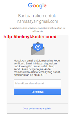 mengembalikan akun google yang dihack7