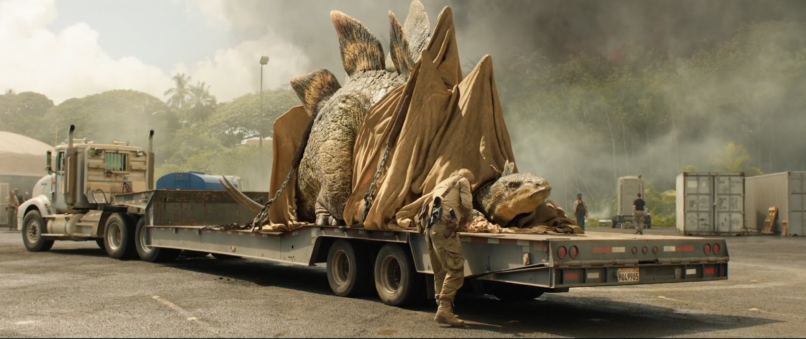 Estreno Jurassic World El Reino Caído 2018 Dual 1080 Ligero