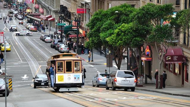 Aluguel de carro em San Francisco