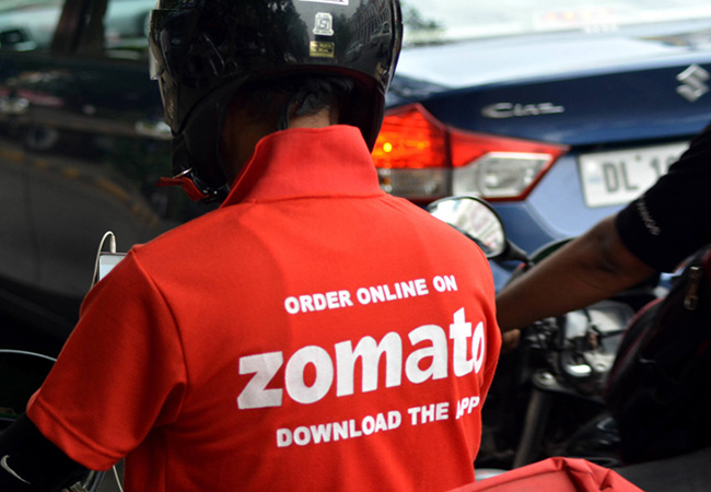 Tinuku Ant Financial secured the right of Zomato