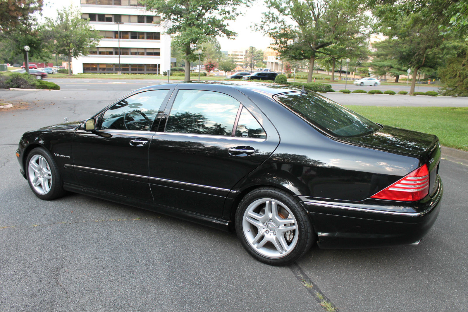 2003 mercedes benz w220 s55 amg benztuning for Mercedes benz s55