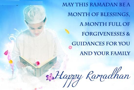 Happy Ramadan Image 2017