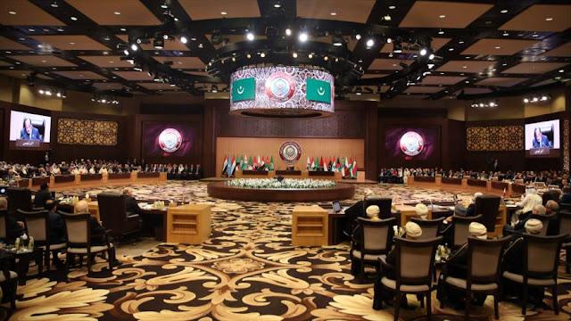 La Liga Árabe insta a formar un Estado independiente palestino