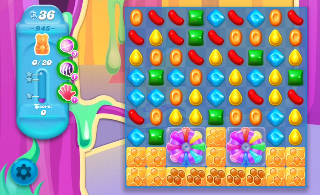 Candy Crush Soda Saga 945
