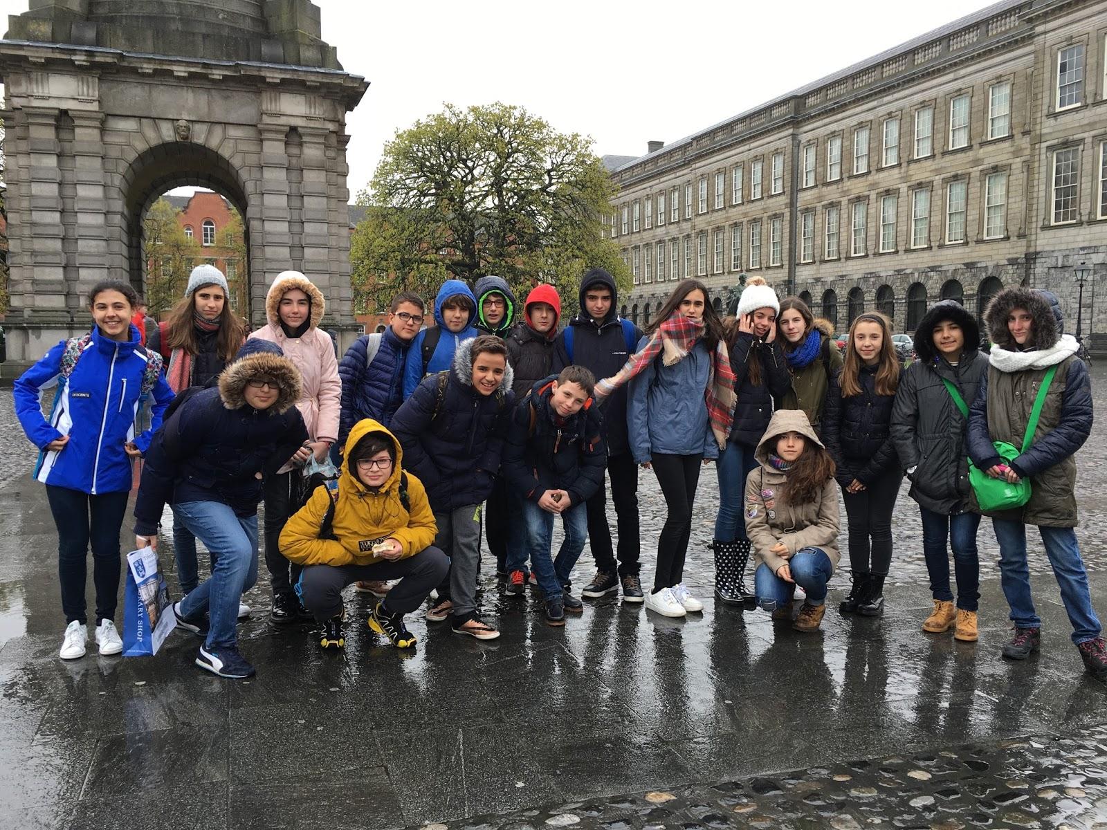 Agustinas Valladolid - 2017 - ESO 1 2 - Irlanda 5