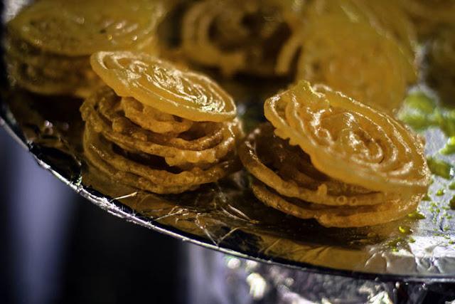 jalebi best food city in India