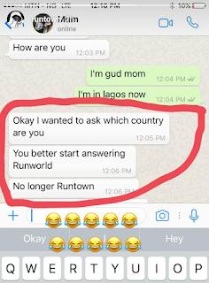 runtown-to-runworld