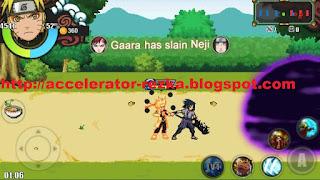 Naruto Senki Mod Sprite : Naruto Ashura Replace Sage Naruto