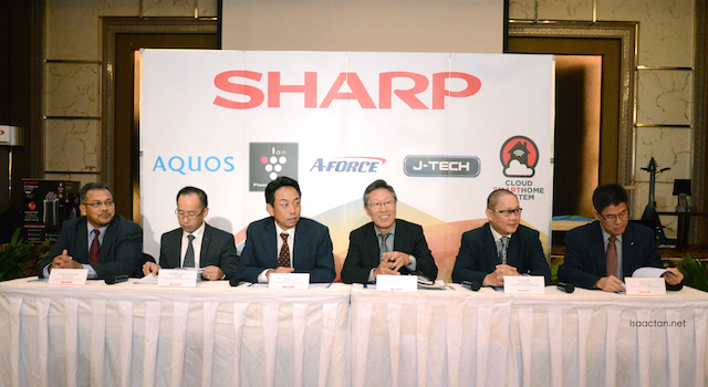 Q&A session with the top guns from SHARP