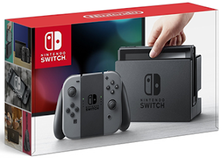 WIN a Nintendo Switch Gaming System!