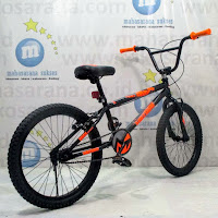 sepeda bmx rmb funky military