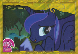 MLP Princess Luna Series 2 Trading Card