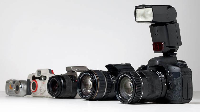 Alvarelli Fotografia - Blog  Tipos de Câmeras Fotográficas Digitais f2c0f5323d
