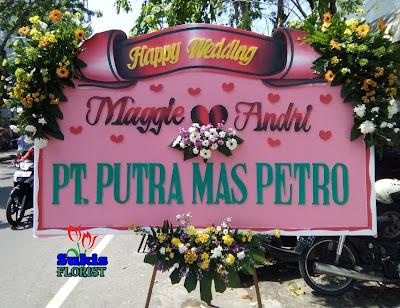 bunga-papan-pernikahan-surabaya-sukis-kayoon
