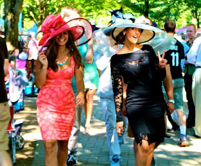 What to wear at Saratoga