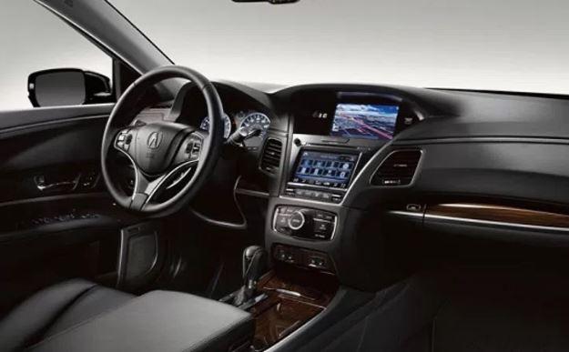 2019 Acura RLX Interior - TheCarMotor