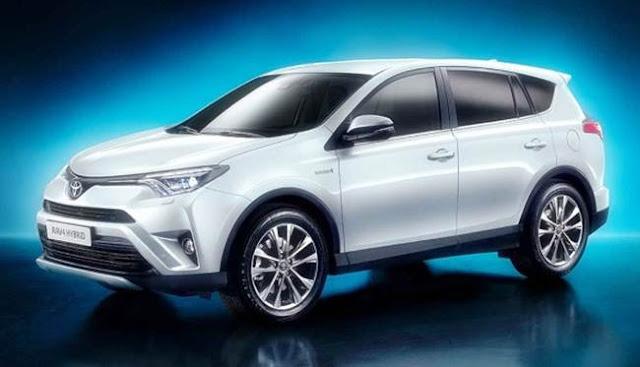 2018 Toyota RAV4 Redesign