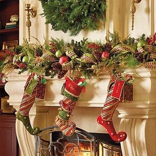 Decoración navideña navidad