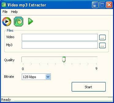 تحميل برنامج استخراج الصوت من الفيديو للكمبيوتر 2018 مجانا Video mp3 Extractor