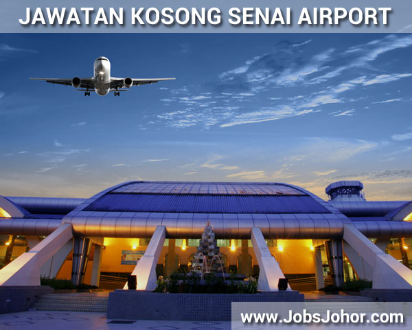 Job Vacancy @ Senai International Airport 2016