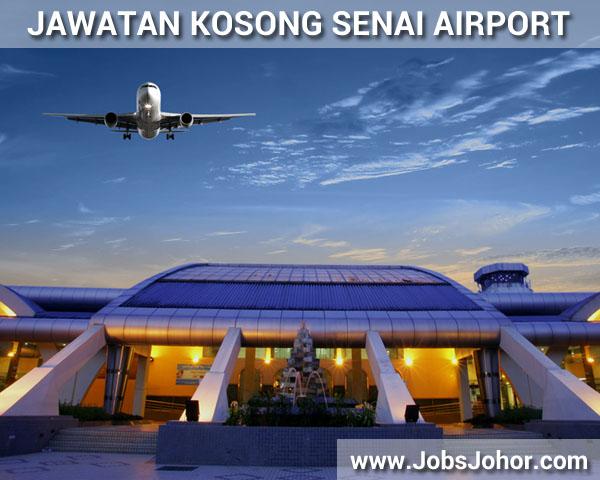 Job Vacancy @ Senai International Airport 2016