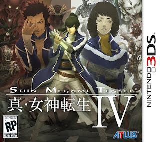 Shin Megami Tensei IV USA 3DS GAME [.CIA]