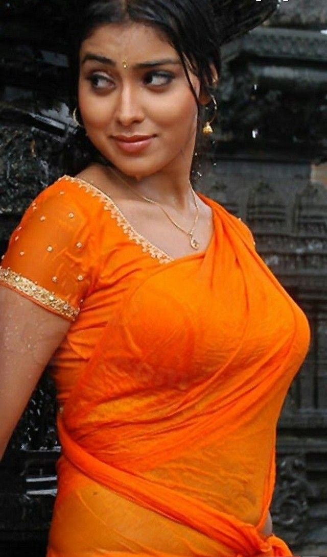Actress In Wet Saree Hot Naval Show Pics