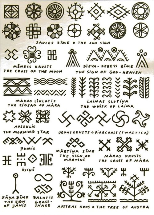 ANCIENT SIGNS AND SYMBOLS DOWNLOAD