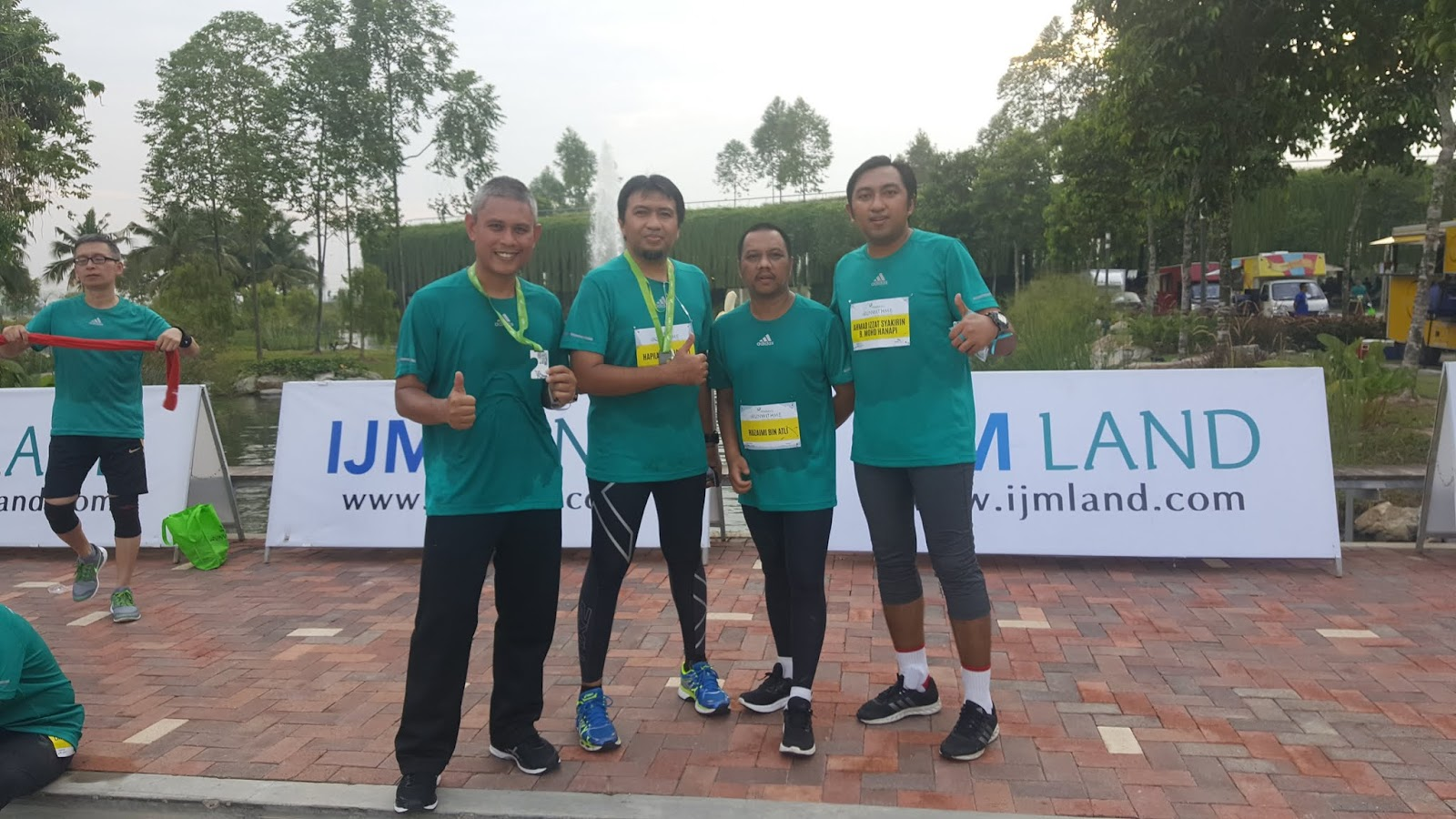 Rimbayu 10 KM Run